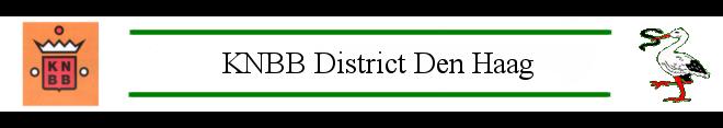 KNBB District Den Haag